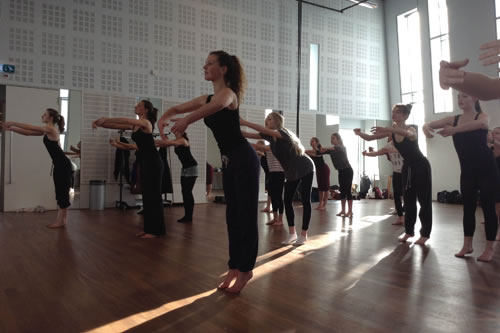 dance and ballet education in Haarlem